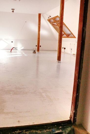 Anhydritové podlahy nebo betonové podlahy, kterou si vybrat?
